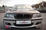 Bmw E46 Carbon Styling Fenders With Grills Angel Eyes 28