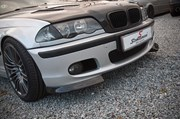 Bmw E46 Carbon Styling Fenders With Grills Angel Eyes 37