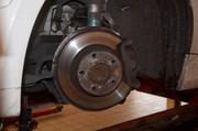 Bmw E81 Zimmermann Sport Brake Discs 02
