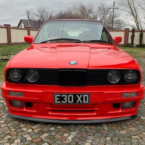 20200222 BMW E30 E30 Xd