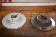 Bmw E81 Zimmermann Sport Brake Discs 06