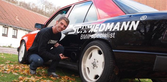 Bmw E34 S38b36 Arp Schmiedmann Logo 04