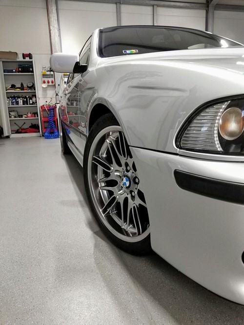 BMW E39 Schmiedmann 1