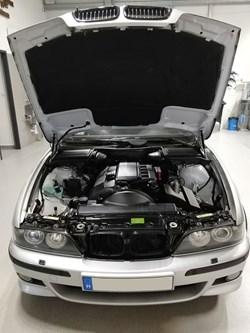 BMW E39 Schmiedmann 4