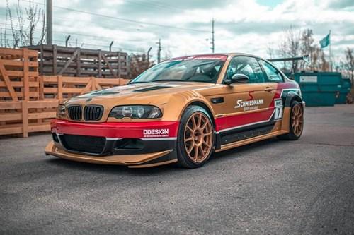 BMW M3 E46 GTR 3