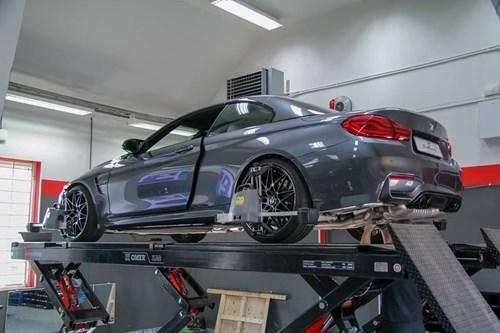 BMW M4 F83 KW Suspensions 4