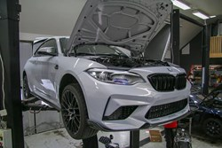 BMW M2 Competition Supersprint Eisemann 1