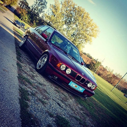 20200227 BMW E34 M5 Takad