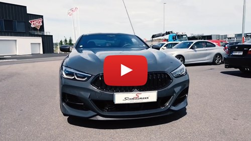 BMW M850ix