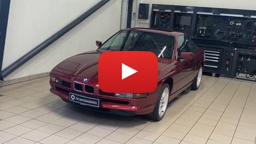 BMW E31 850Ci