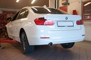 Bmw Ef30 318D M Performance Tailpipe 03