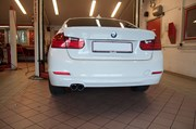 Bmw Ef30 318D M Performance Tailpipe 06