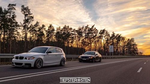 20200229 BMW E92 E81 Tiefsterosten