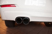 Bmw Ef30 318D M Performance Tailpipe 07