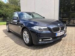 BMW 520D Touring Fra 2014