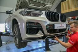 BMW X4 G02 M40dx 1