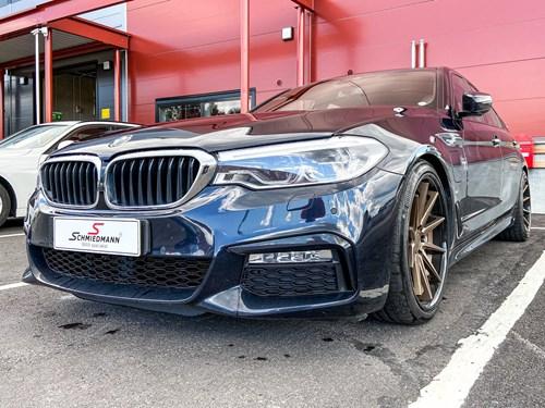 BMW 5 G30 530E B48X 1