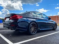 BMW 5 G30 530E B48X 2