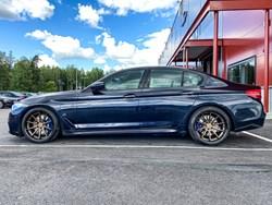 BMW 5 G30 530E B48X 4