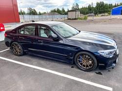 BMW 5 G30 530E B48X 5