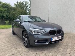 BMW 118D Fra 2014