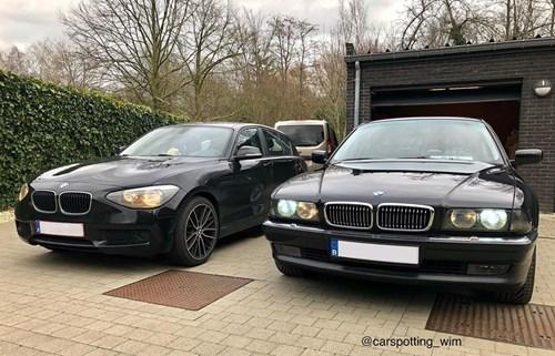 20200301 BMW F20 728I Carspotting Wim