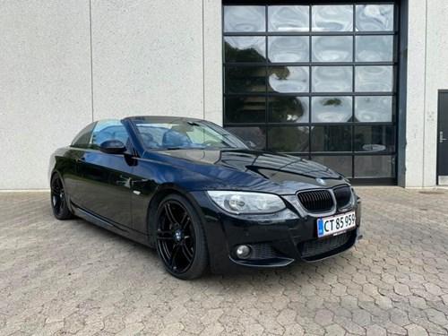 BMW 330D Cabriolet