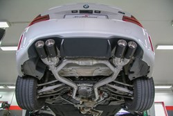 BMW M2 Competition Eisenmann Exhaust 1