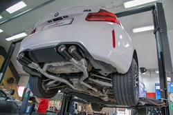 BMW M2 Competition Eisenmann Exhaust 6