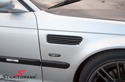 Bmw E46 Carbon Styling Fenders With Grills Angel Eyes 42