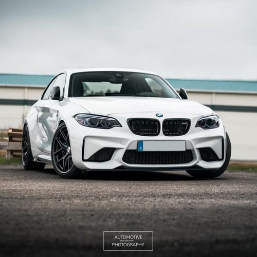 20200201 BMW F87 M2 M2 White