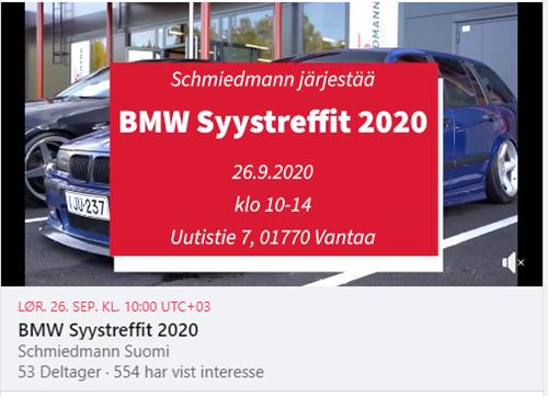 BMW Finland Traef
