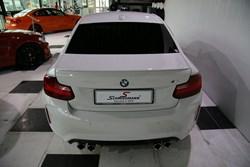 BMW M2 DCT 2017 10