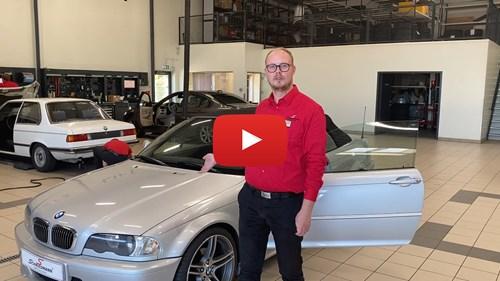 BMW E46 Kaleche Kodning