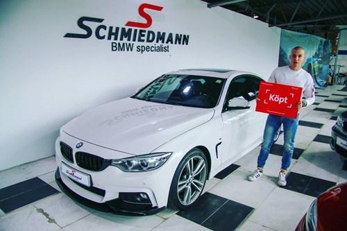 BMW 428Ix Coupé M Sport