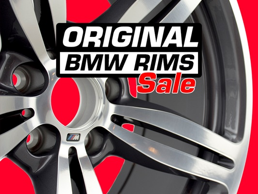 BMW Rims Sale!