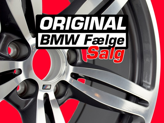 BMW Fælge udsalg