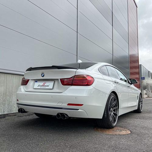 BMW F36 420Ix Gran Coupe 1
