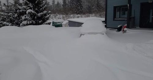 Ilman Lammitinta Lumi Saattaa Yllattaa