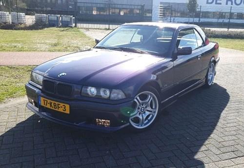 20200309 BMW E36 328I Davey328i