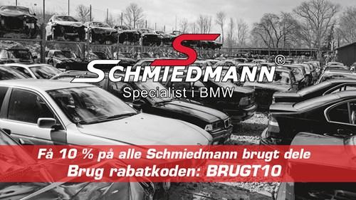 BMW Markedspladsen DK Opslag Kun Logo