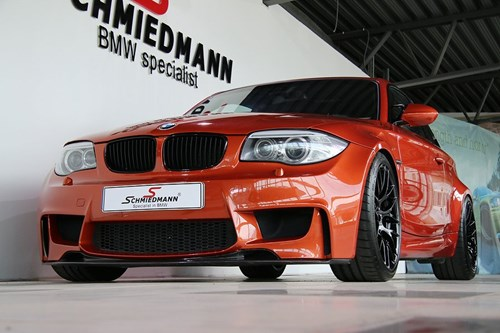 BMW 1M Coupe 1