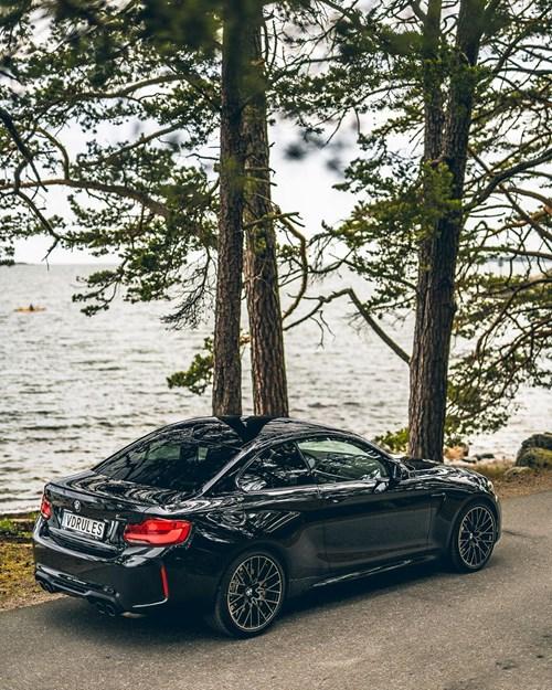 20200201 BMW M2 Batman Carbon