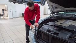 Polering Af Forlygte BMW X6 M 23 Of 40