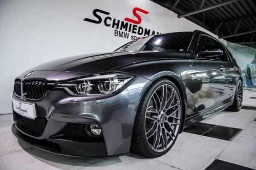 BMW F31 318D Solgt 1