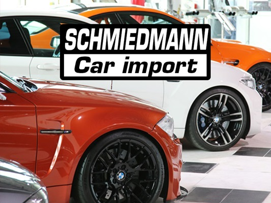 Schmiedmann car import