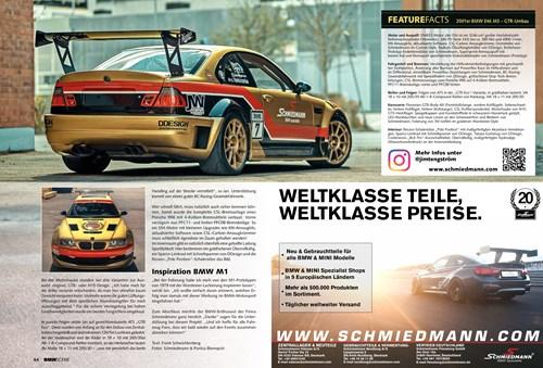 BMW E46 M3 GTR Side 3
