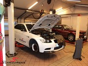 Bmw E93 M3 Schmiedmann Big Brake Kit 01
