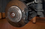 Bmw E93 M3 Schmiedmann Big Brake Kit 05