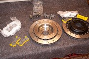 Bmw E93 M3 Schmiedmann Big Brake Kit 08